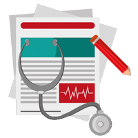 update medical history can be included in the medical outsourcing services