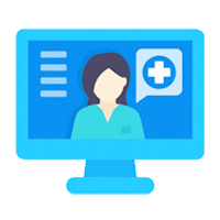 virtual medical scribes can be included in the medical outsourcing services