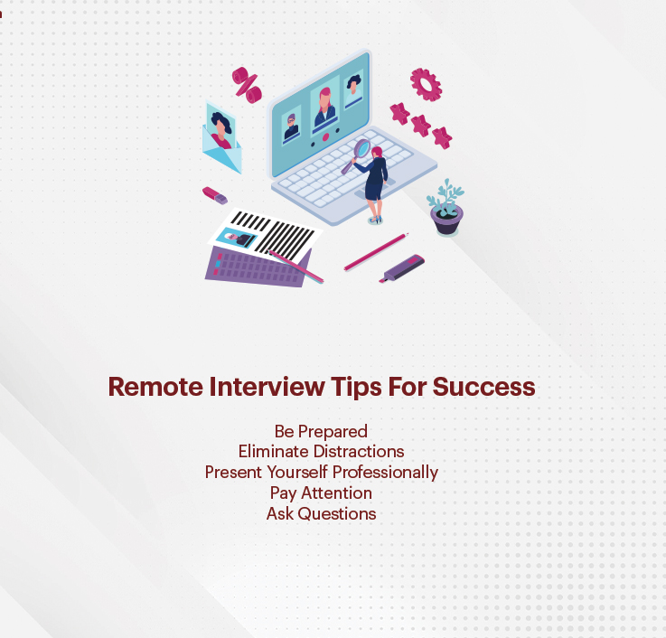 Remote Interview Tips for Success